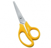 Plastic Handle Scissors